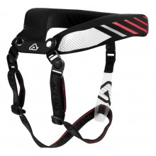 Защита шеи Acerbis black/red