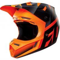 Шлем Fox V3 Shiv Orange M (14940-009-M)