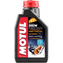 Моторное масло Motul Snow power Synth 2T 1л
