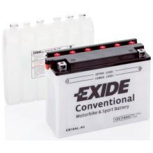 Аккумулятор Exide EB16AL-A2/YB16AL-A1