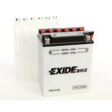 Аккумулятор Exide EB14-B2/YB14-B2