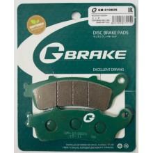 Тормозные колодки G-brake GM-01082S / SBS 735