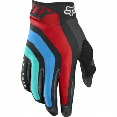 Перчатки Fox Airline Seca Glove Grey/Red (17288-037-XL)