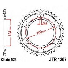 Звезда ведомая JTR 1307.41
