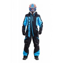 Комбинезон Dragonfly Extreme 2019 Black-Blue (L)