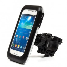 Чехол для смартфона креп. на руль 4,3 Roxa MH01