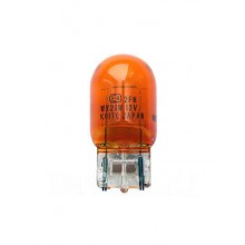 Лампа Koito 1870A 12V 21W оранж. T20 WY21W (без цок.)