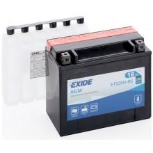 Аккумулятор Exide ETX20CH-BS / YTX20CH-BS