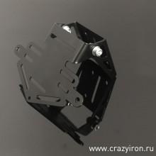 Рамка под номер складная CRAZY IRON Sport 5565