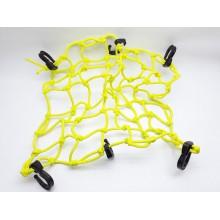 Сетка-паук с пластиковыми крючками REXWEAR 40х40 (Желтая)