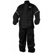 Дождевик MOTEQ Wet dog куртка+штаны (черный) L