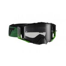Очки Leatt Velocity 6.5 Black/Green Smoke (8019100032)