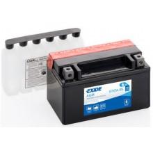 Аккумулятор Exide ETX7A-BS/YTX7A-BS