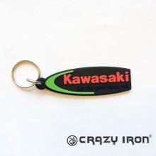 Брелок резиновый лого Kawasaki 5565