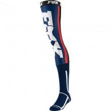 Чулки Fox Linc Knee Brace Sock navy/red L