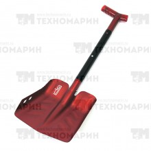 Лопата разборная с пилой (красная) SC-12500RD