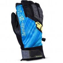 Перчатки 509 Freeride Blue Hi Vis M
