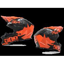 Шлем 509 Altitude Fidlock Orange Triangles M