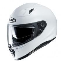 Шлем HJC i 70 SEMI FLAT PEARL WHITE (XS)