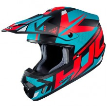 Шлем HJC CS-MXII Madax MC21SF (M)