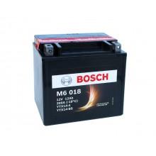 Аккумулятор Bosch M6 018/YTX14-BS