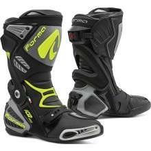 Мотоботы Forma ICE PRO Black/Grey/Yellowfluo (44)