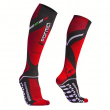 Носки Forma Off-Road Compression Long Sock black/red 47-50
