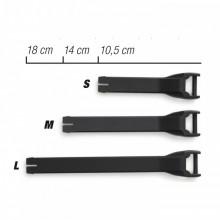 Ремешок Forma черный S (10.5см)