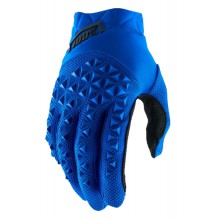 Перчатки 100% Airmatic Blue/Black M