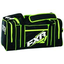 Сумка FXR Duffel,Black/Lime