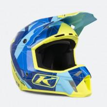 Шлем Klim F3 Blue Camo (2XL)