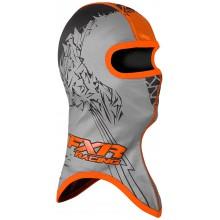 Подшлемник FXR Shredder Black/Orange (L)